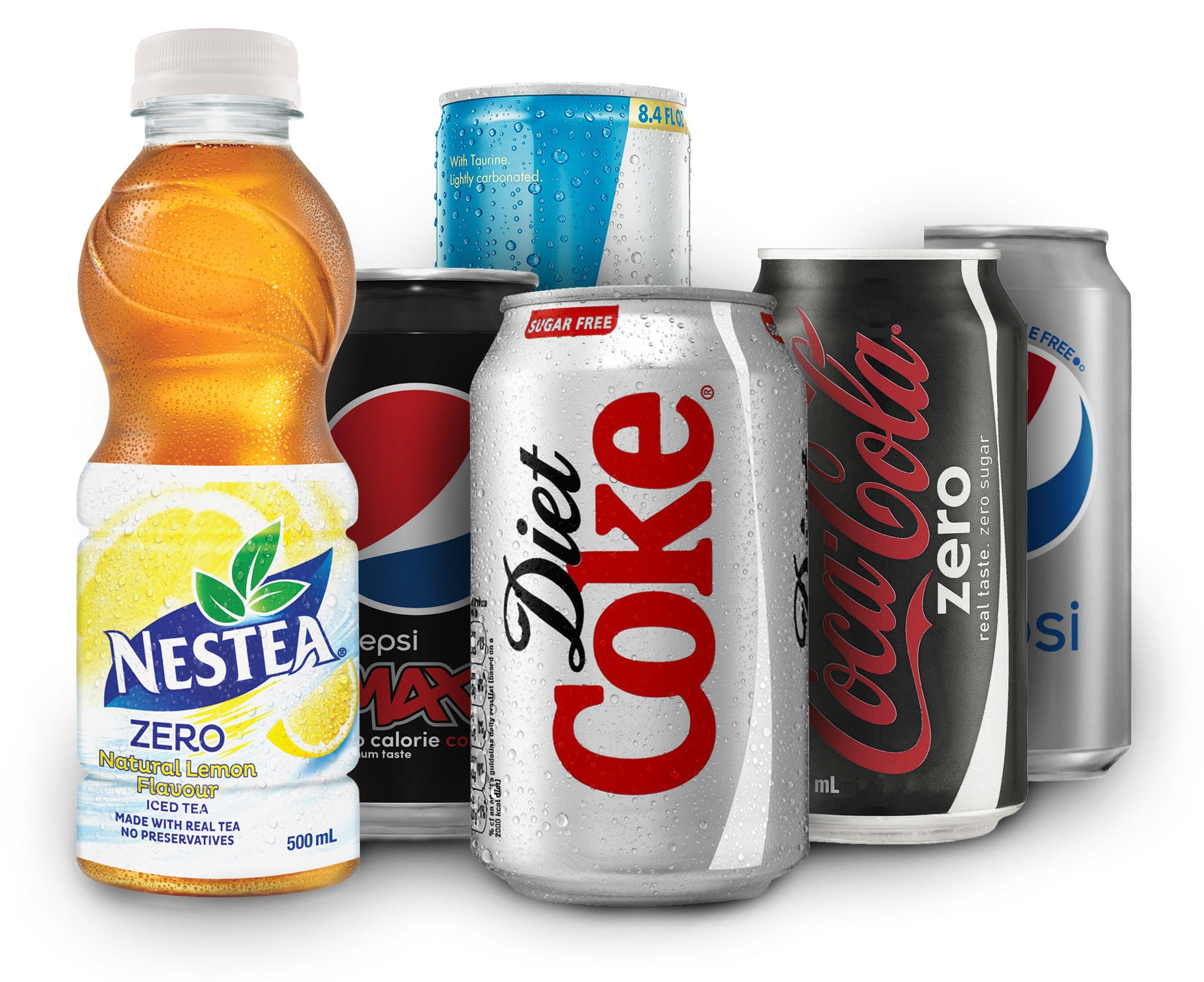 Low-Carb Diet Drinks