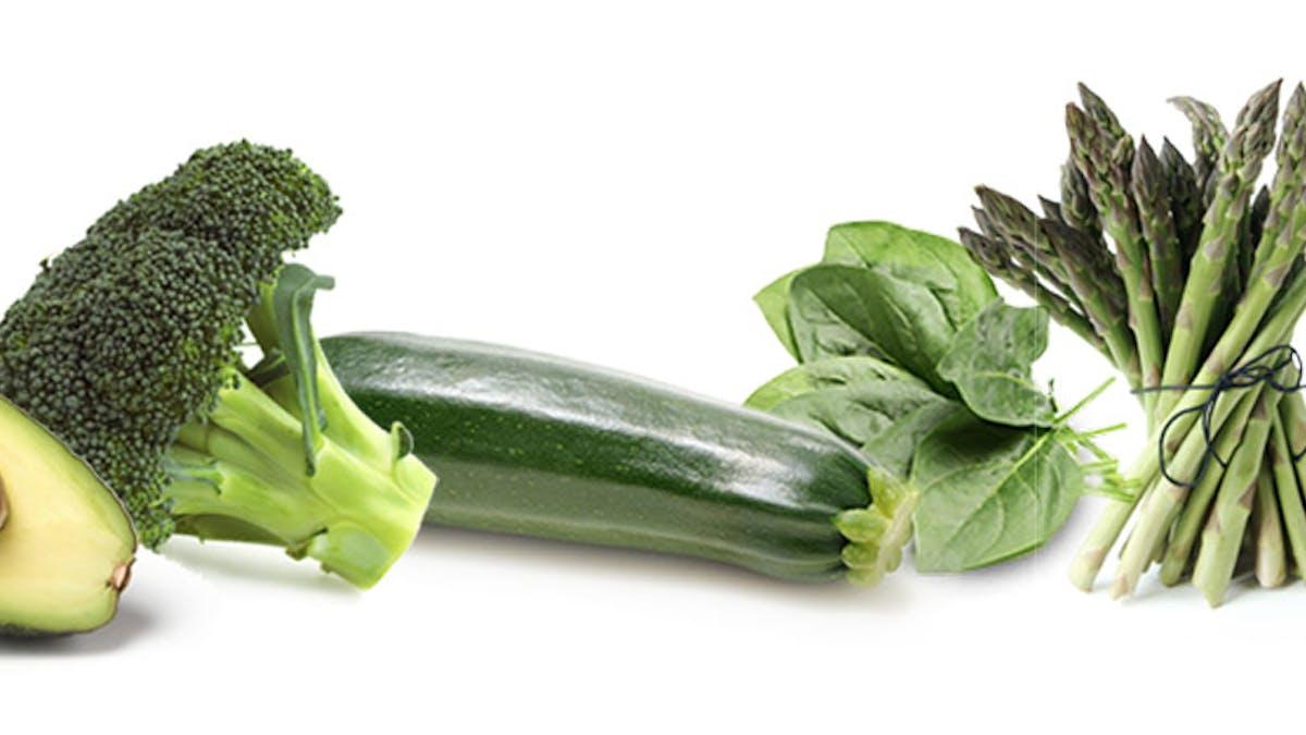 Guía de verduras bajas en carbohidratos