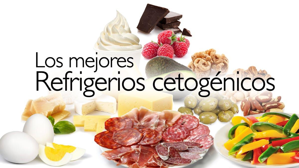 Refrigerios cetogénicos