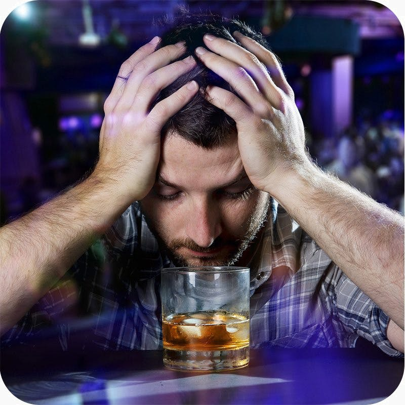 A low-carb diet and reduced alcohol tolerance