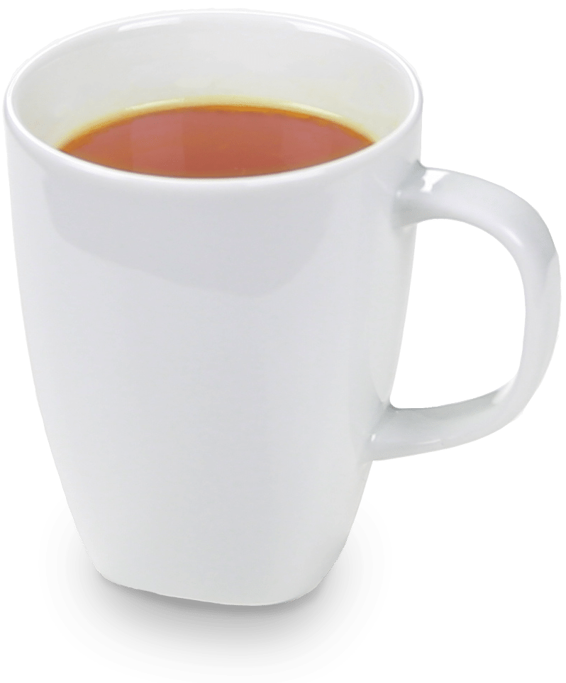 Cup of bouillon