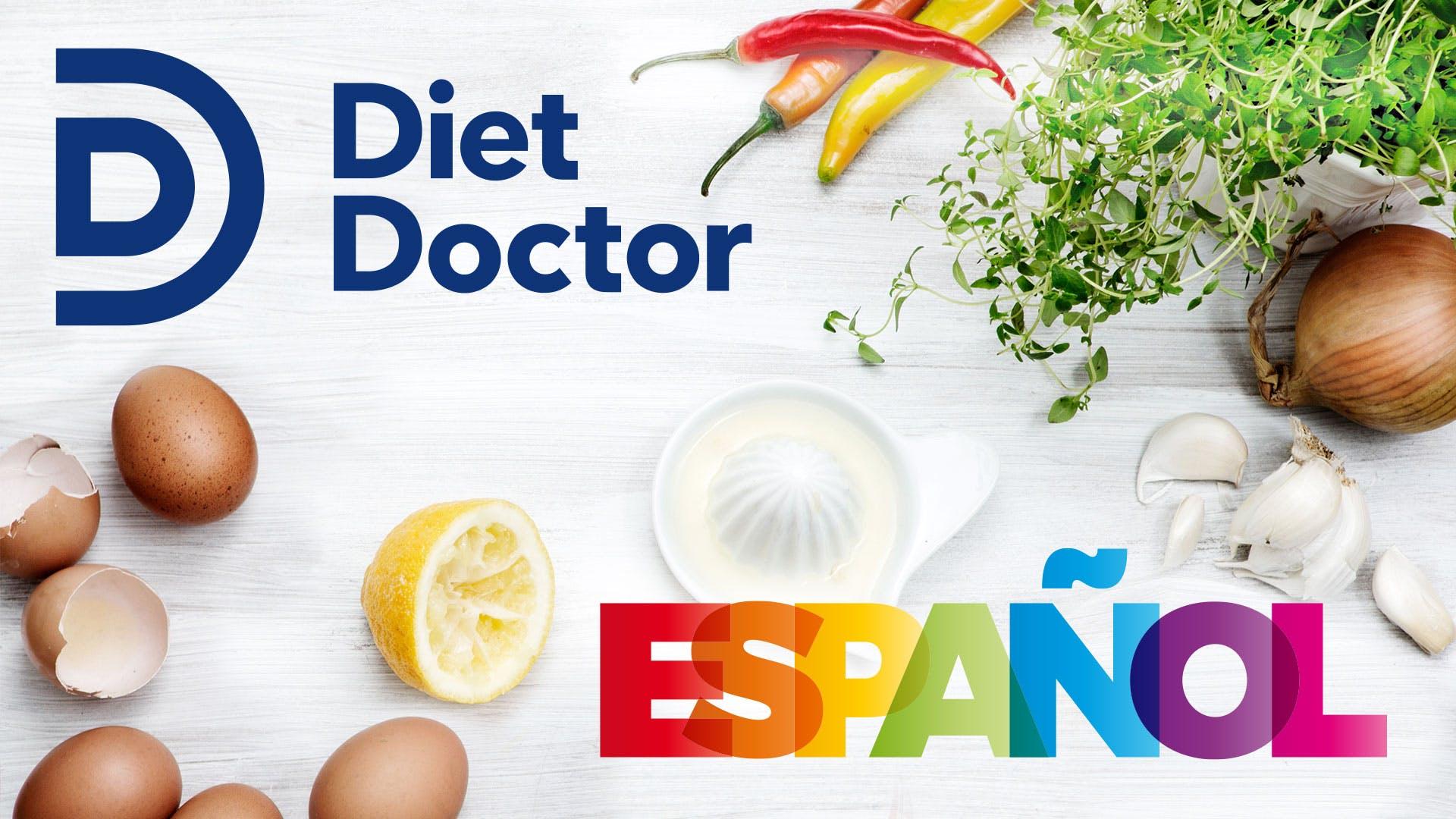¡Lanzamiento de Diet Doctor en español!