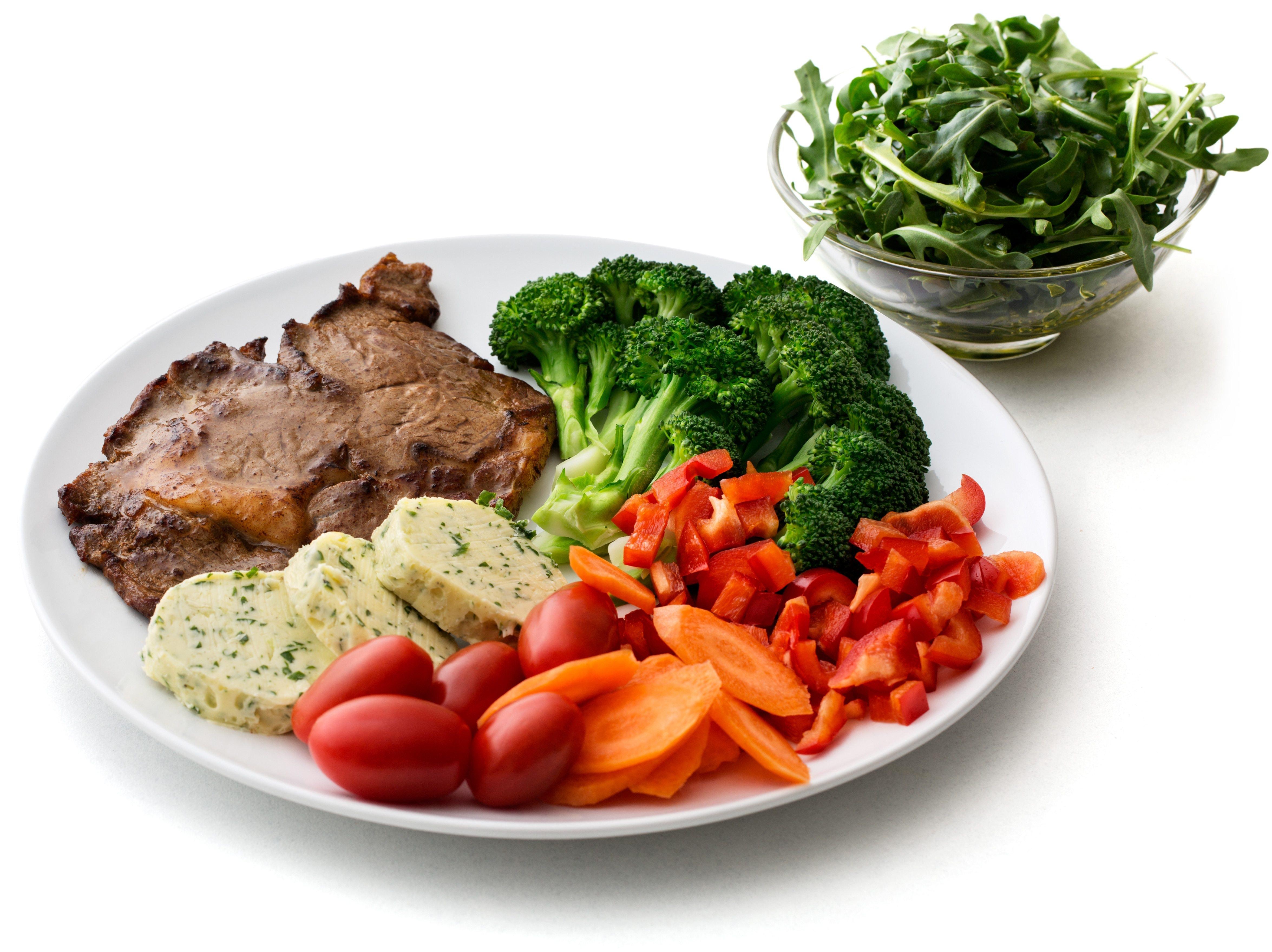 Dieta keto menu diario