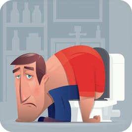 Low-carb diet constipation