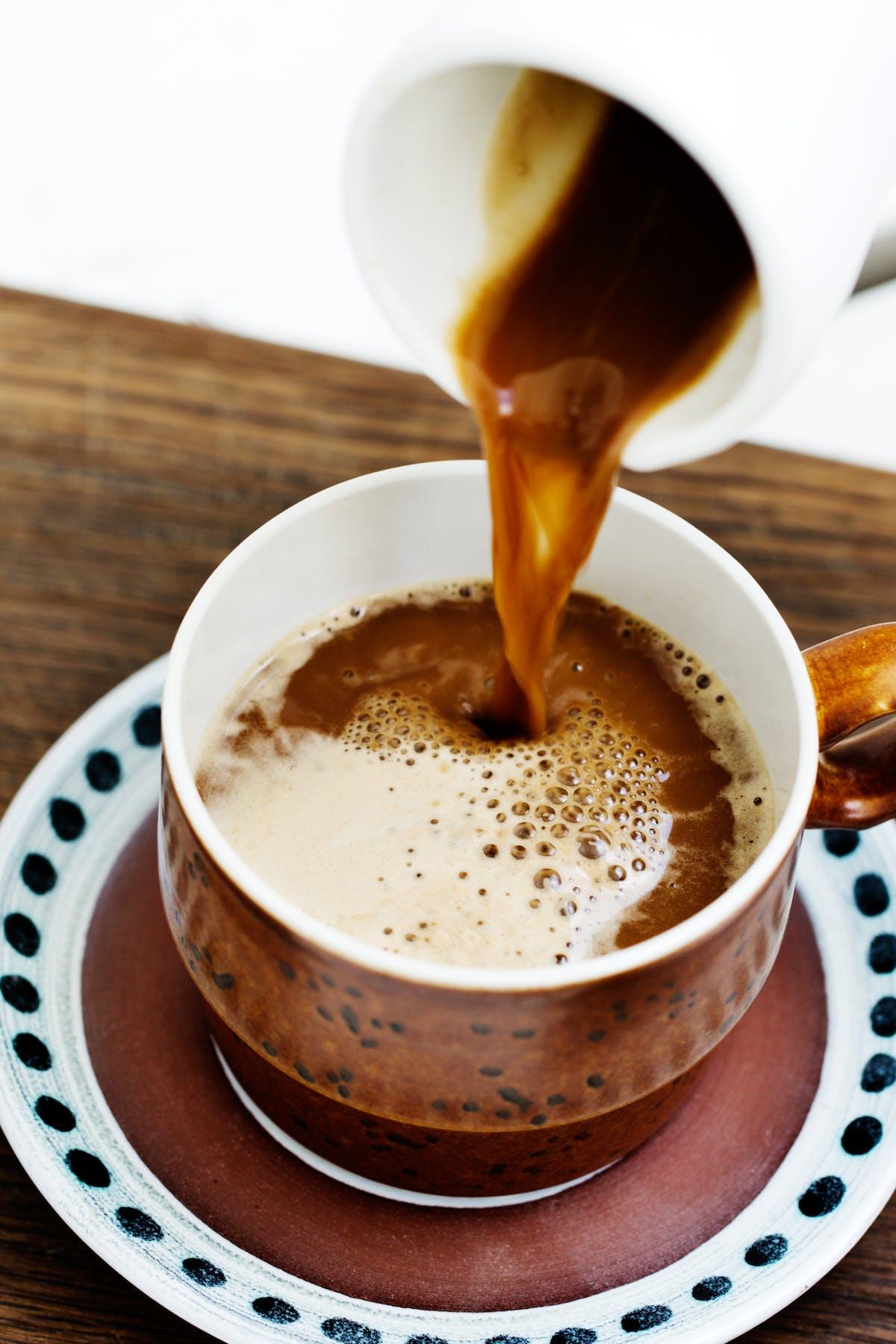 Café a prueba de balas para la dieta keto