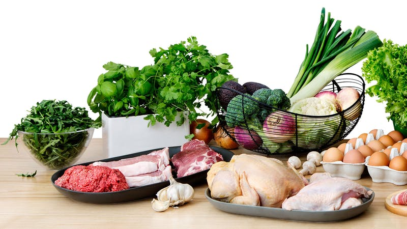 Lista de alimentos keto: qué comer