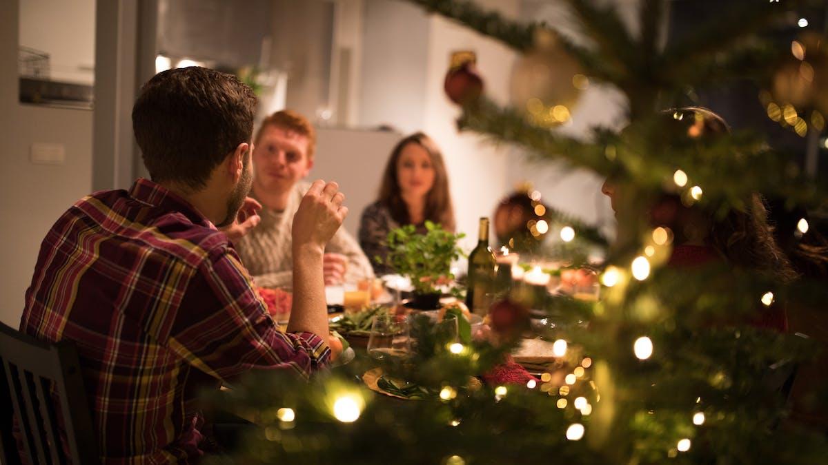 El dilema de la dieta y las celebraciones con comida