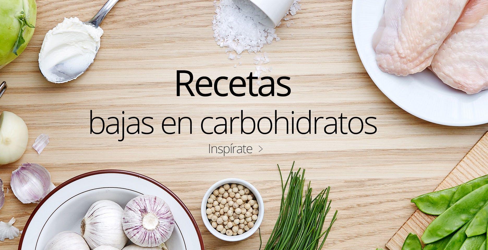 Recetas low carb y keto