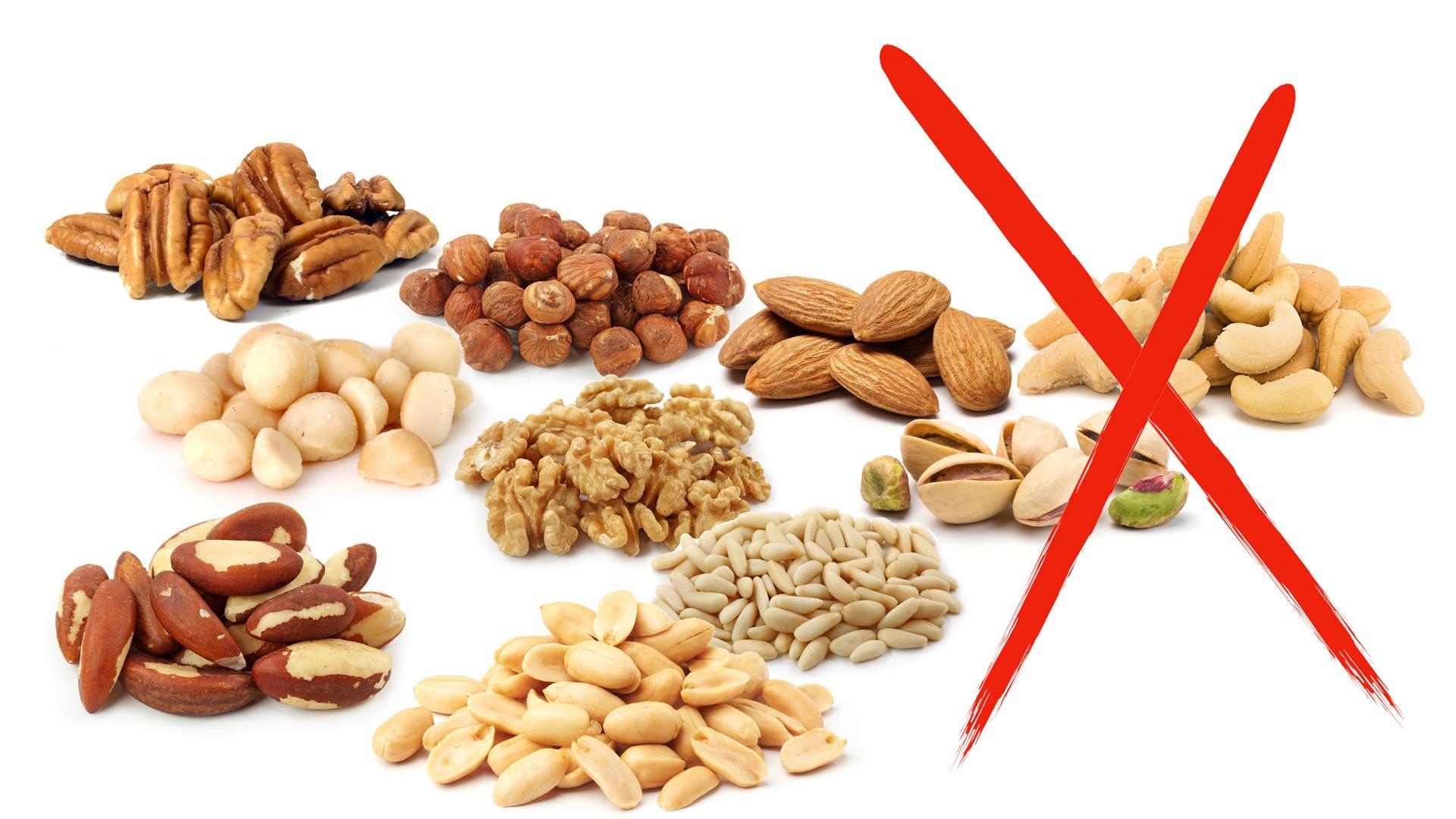 Alimentos permitidos y prohibidos dieta cetogenica