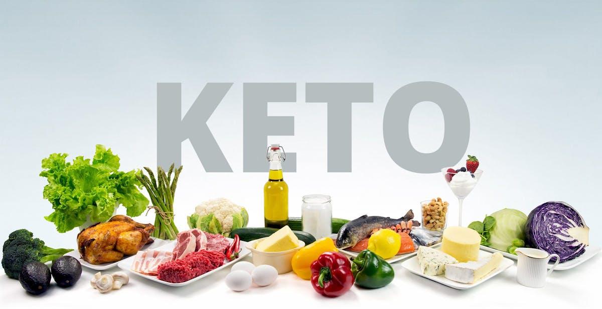 como preparar comida para la dieta cetosis