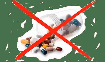 Sin pastillas
