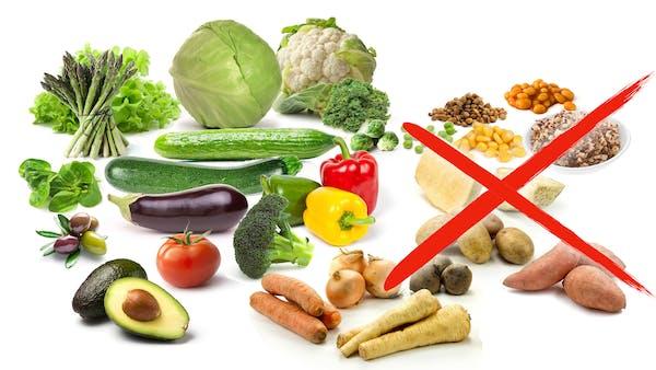 muéstrame qué comer en el plan de dieta cetosis