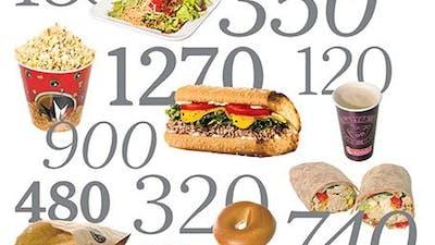 Por qué contar calorías es un trastorno alimenticio