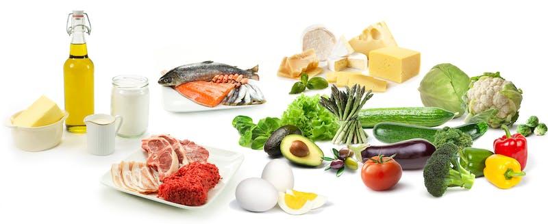 yogurt natural en dieta cetosis