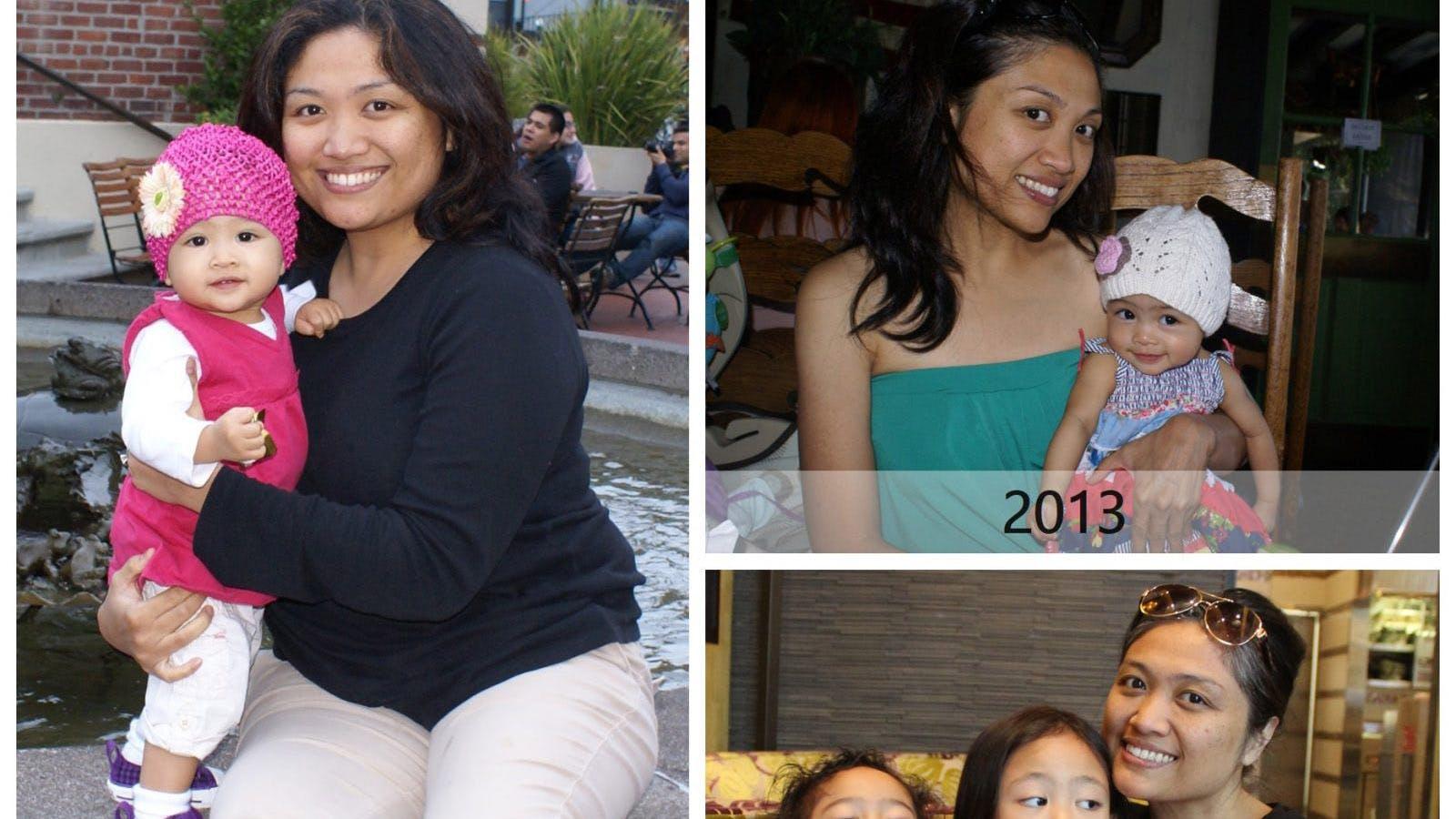 Cómo Abby perdió 29 kilos y corrigió la prediabetes
