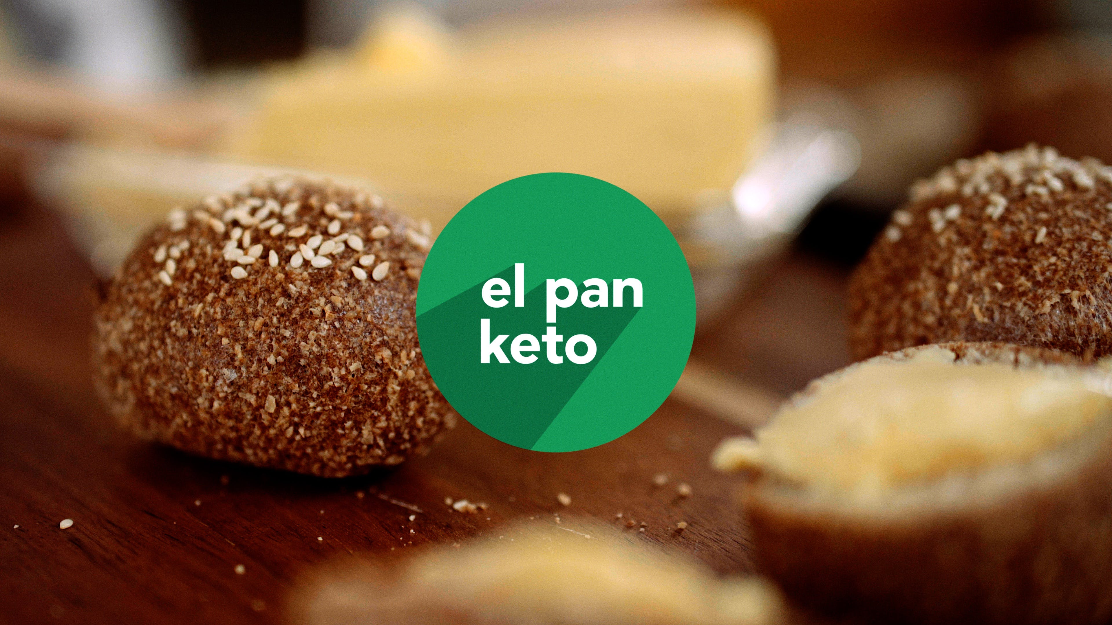 Primer video publicado<br> en Diet Doctor español: El pan keto