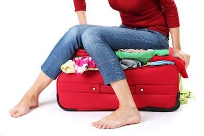 Full-suitcase