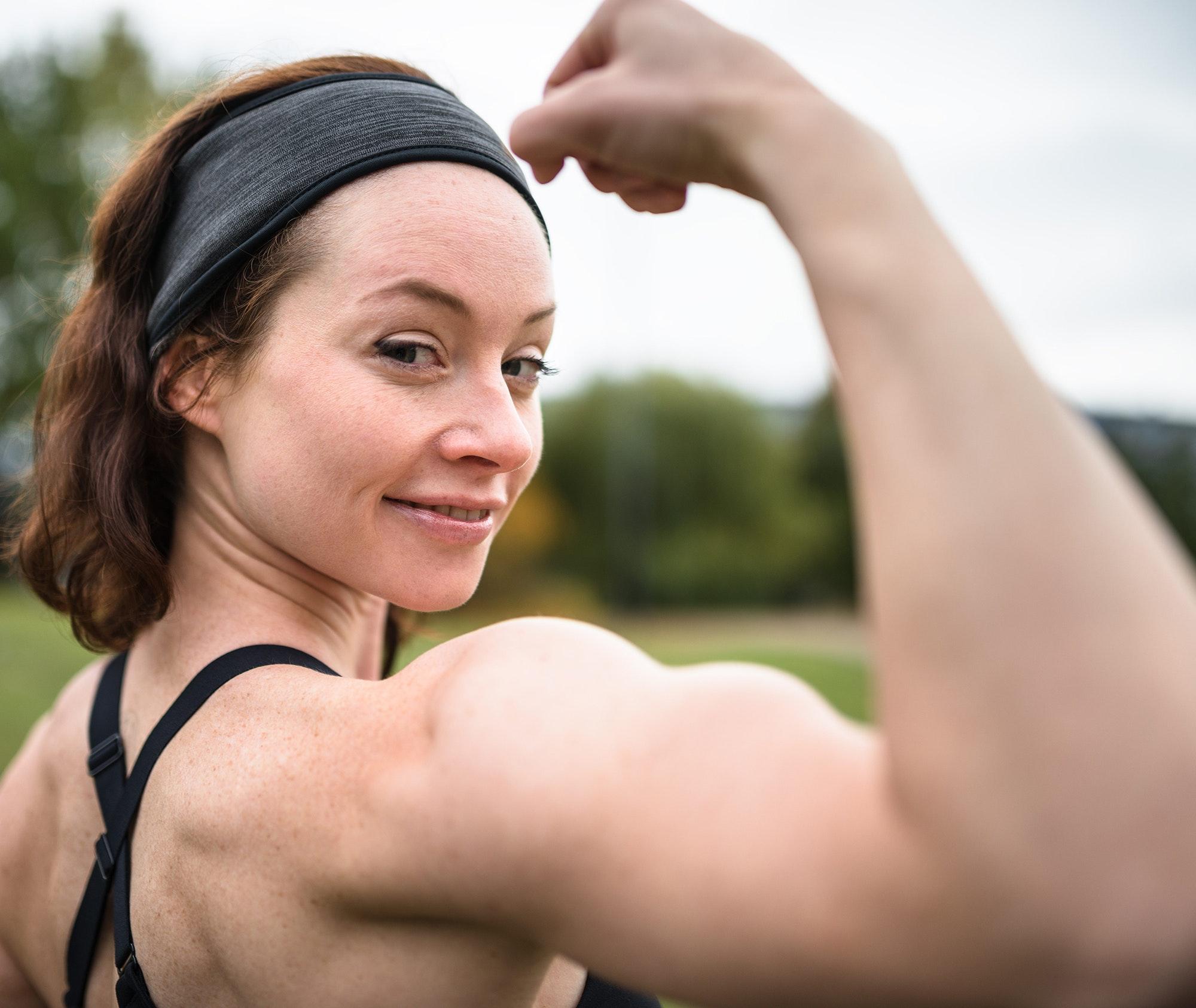 Alimentos para ganar masa muscular si eres flaco