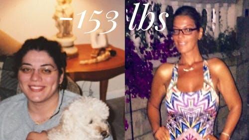 Una pérdida de más de 45 kg mantenida durante 10 años comiendo low carb y keto