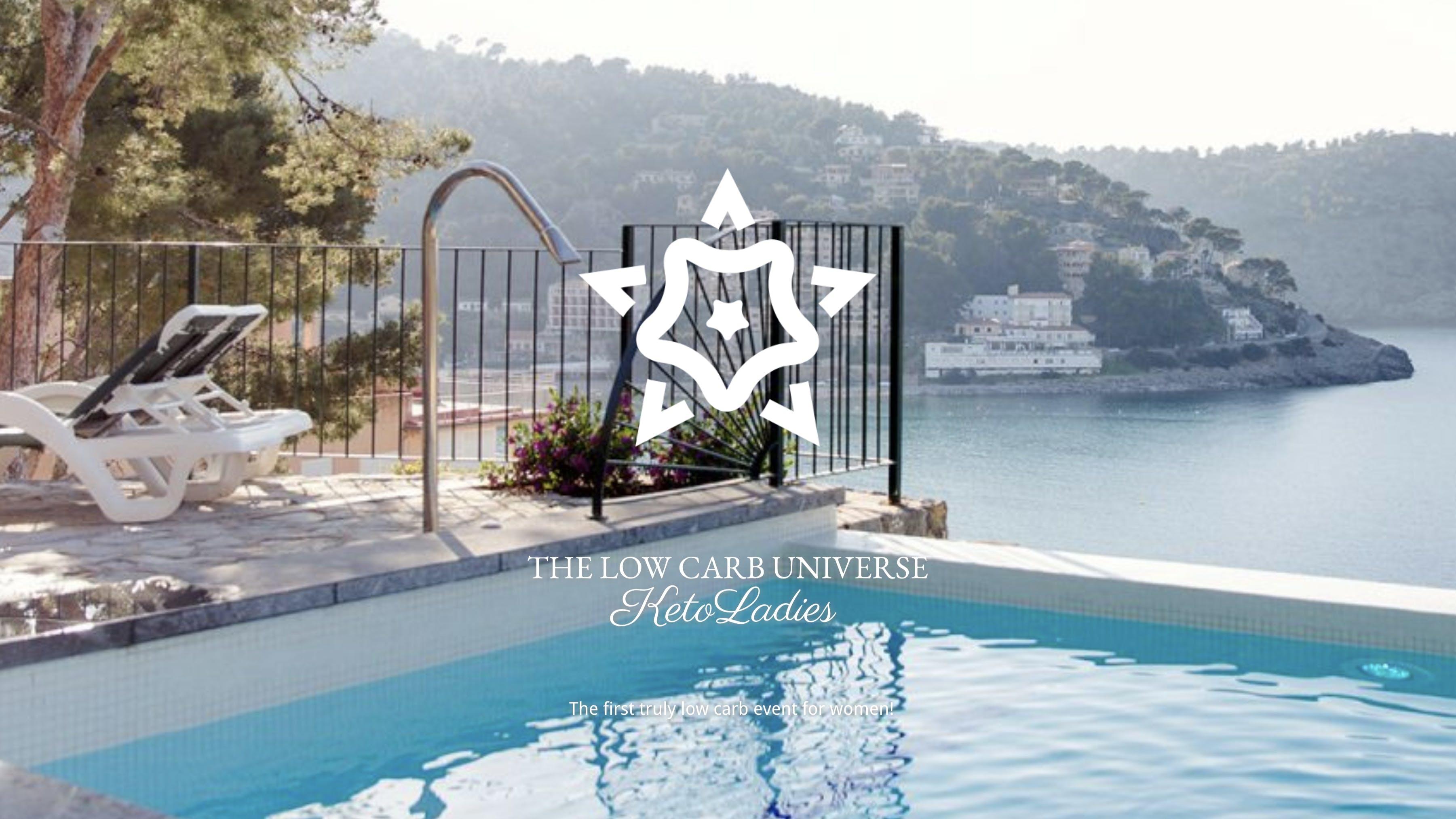 Conferencia en Mallorca:<br> Low carb universe – KetoLadies