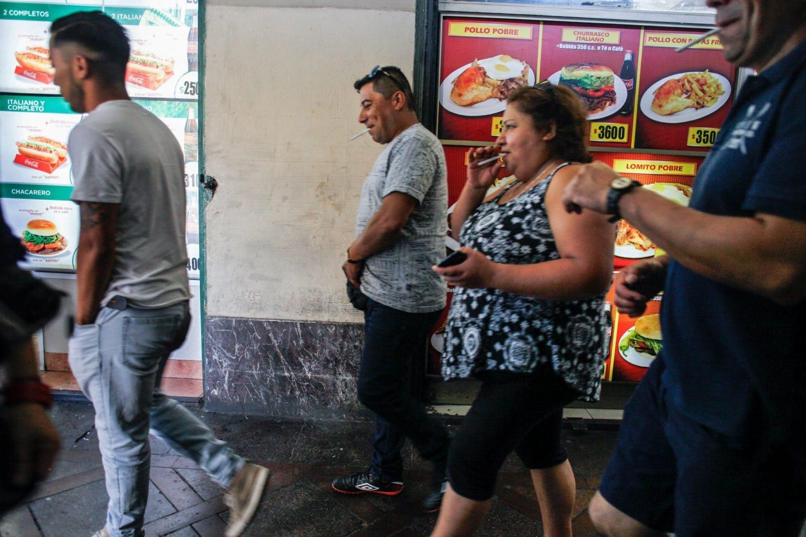 """""""En una radical guerra contra la obesidad, Chile acaba con Tony el Tigre"""""""