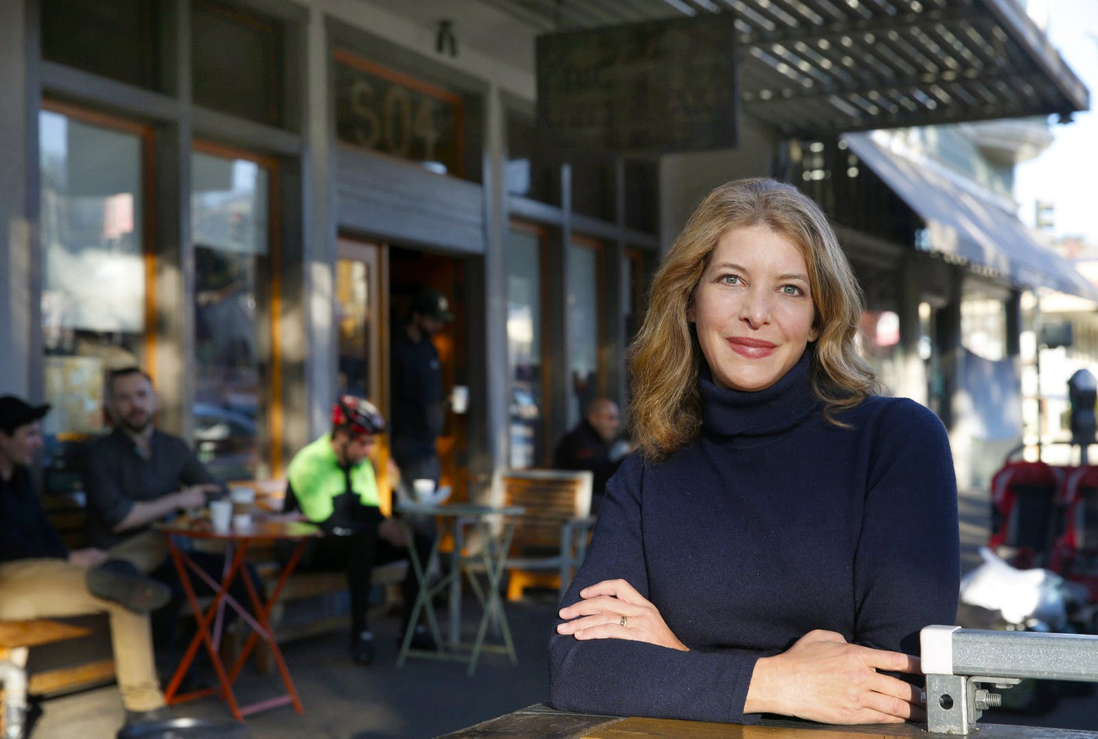 La periodista Nina Teicholz:  una excavadora para la verdad en el mundo de la nutrición