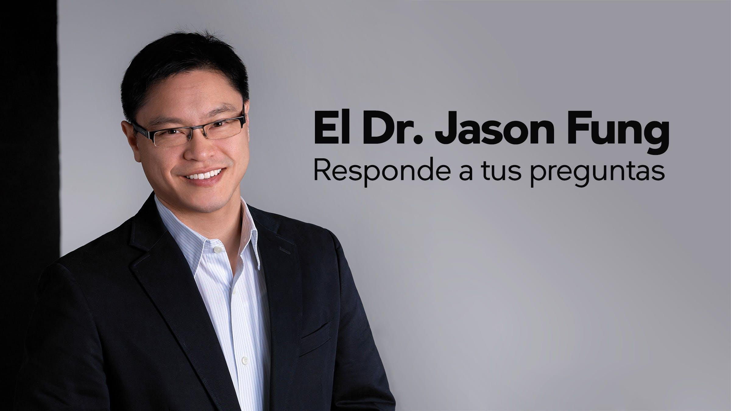 Es Dr. Jason Fung responde