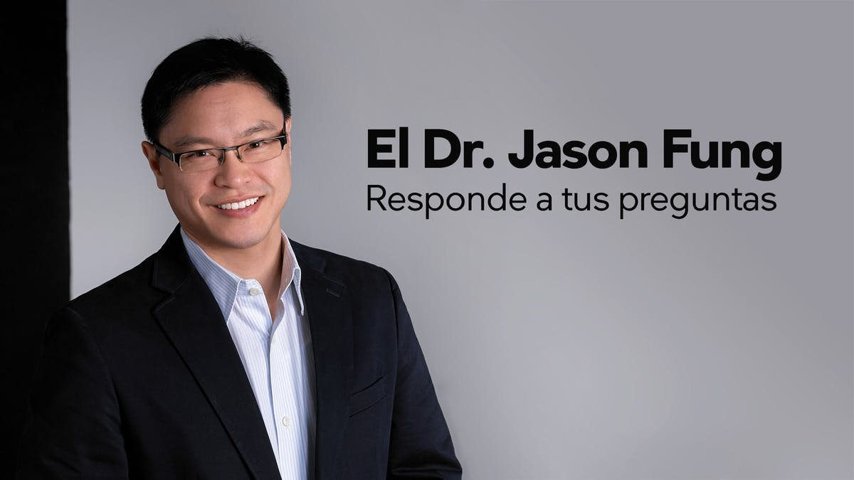 Pregunta al Dr. Jason Fung