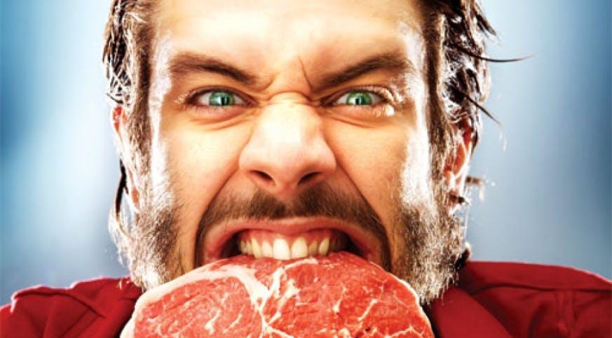 ¿Es buena idea comer solo carne?