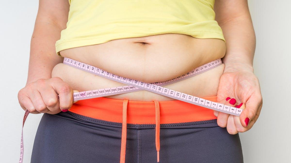 Nuevo estudio: el riesgo de tener grasa abdominal, incluso si no tienes sobrepeso