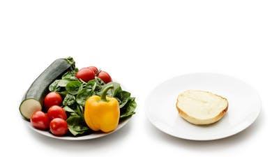 20 y 50 gramos de carbohdiratos de forma diferente
