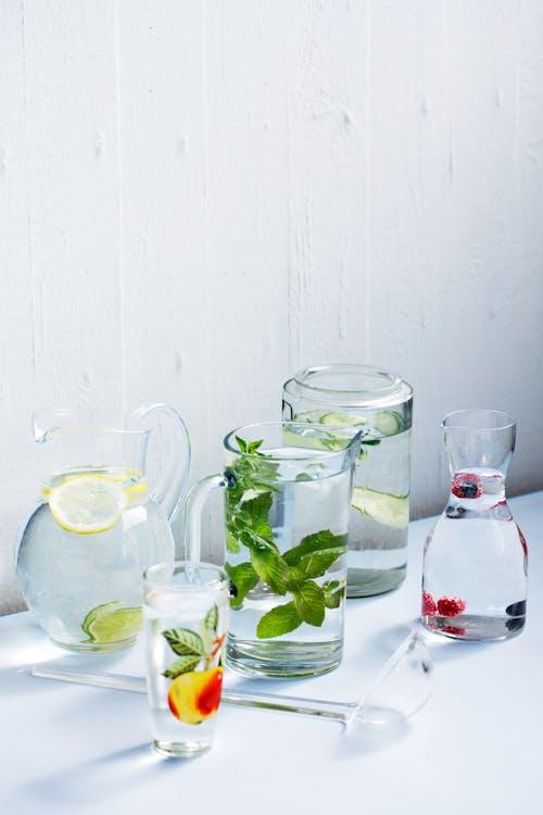 Agua aromatizada: La bebida keto perfecta
