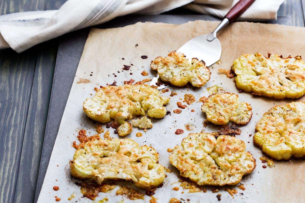 Recetas keto y low carb con coliflor