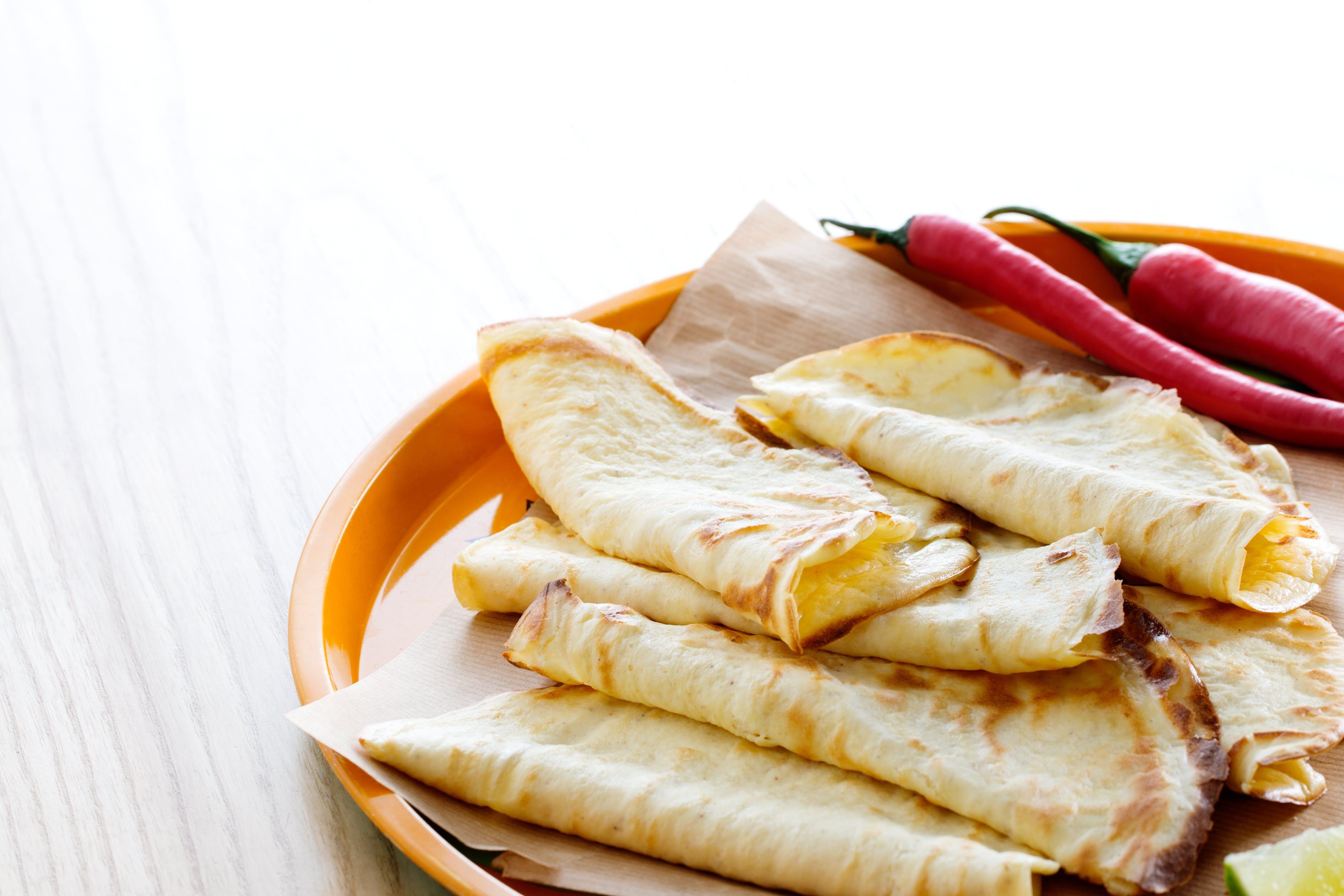 Tortillas bajas en carbohidratos