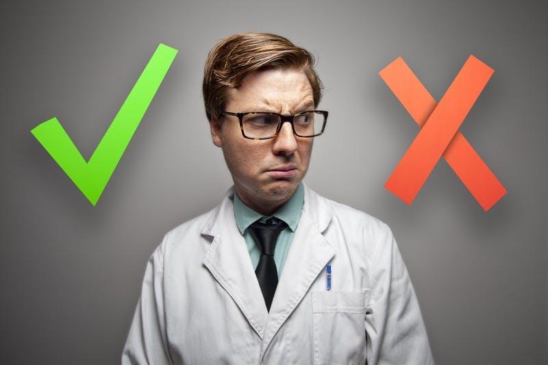Doctor duda