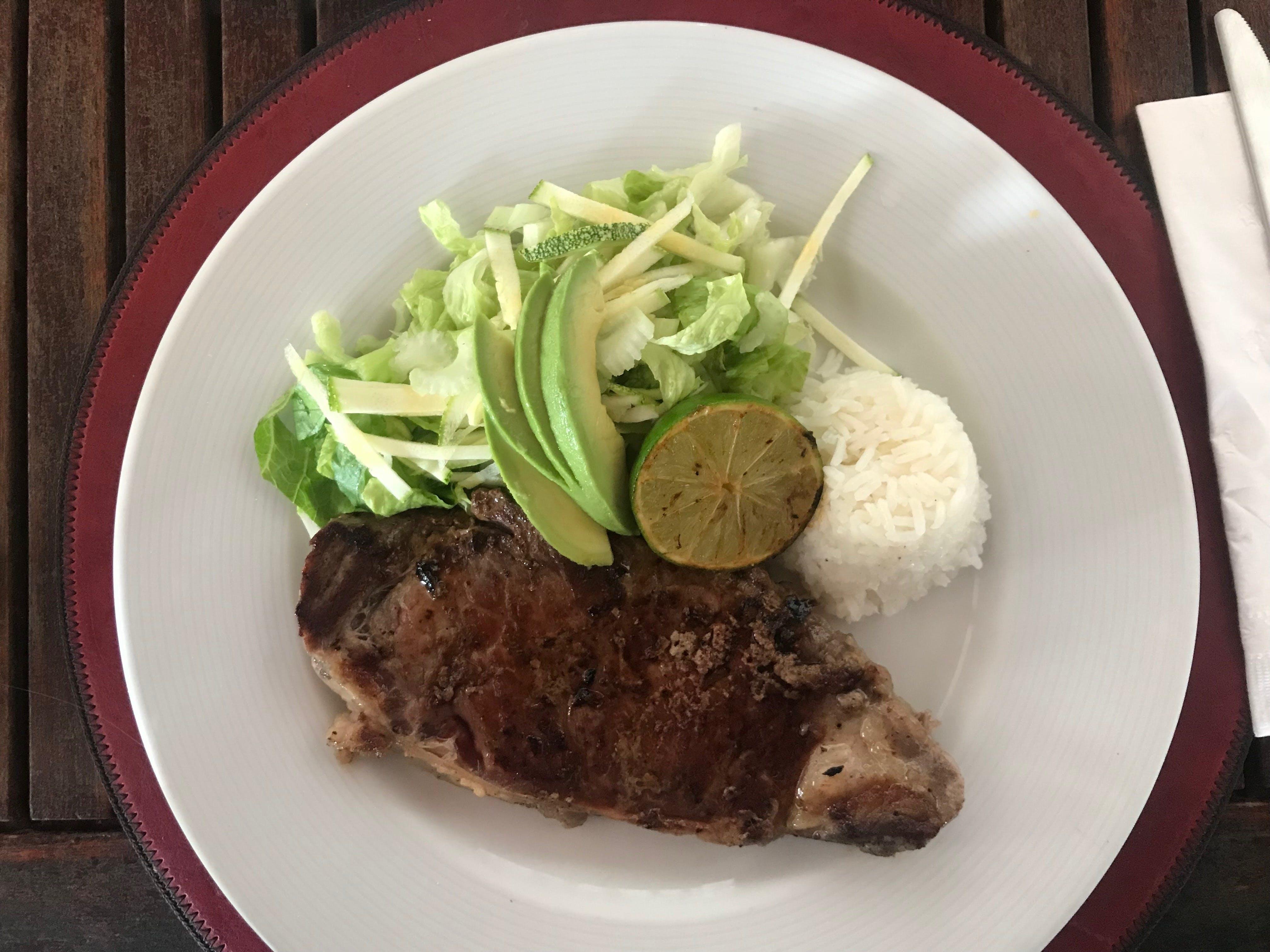 almuerzo en México