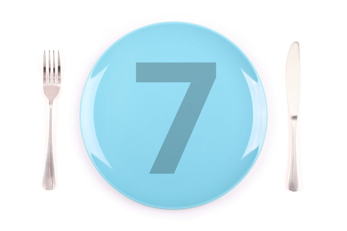 Los 7 beneficios prácticos del ayuno