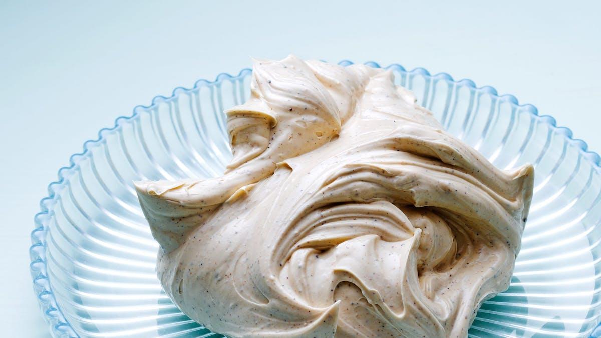 Crema keto de mantequilla