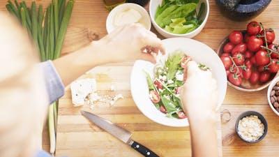 Cómo seguir una dieta keto vegetariana sana