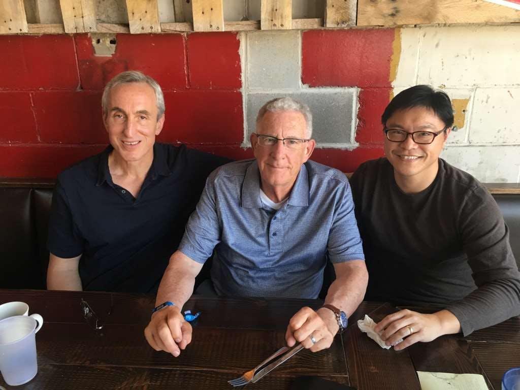 Gary Taubes, Dr. Jason Fung y Dr. Thomas Seyfreid