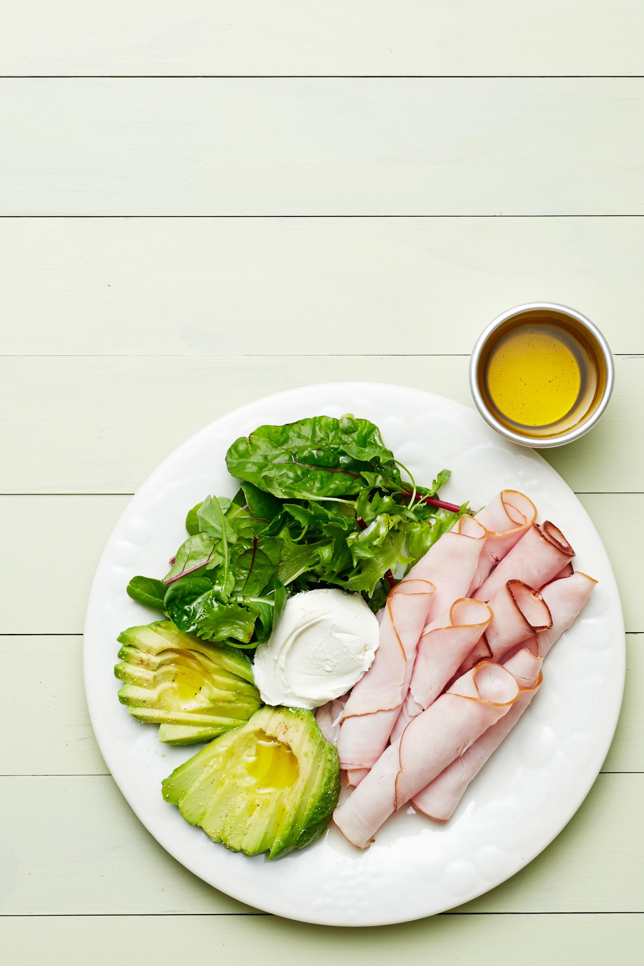alcachofa para bajar de peso recetas de pavo