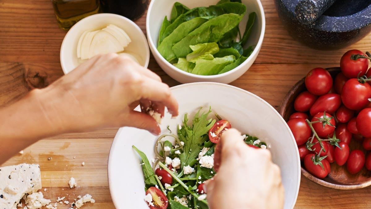Nueva guía: Cómo seguir una dieta vegetariana saludable