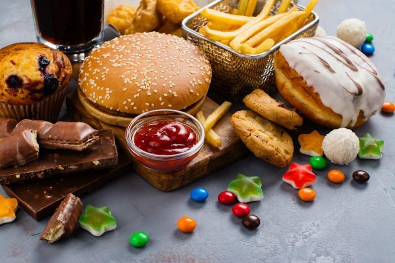 Alimentos altos en carbohidratos