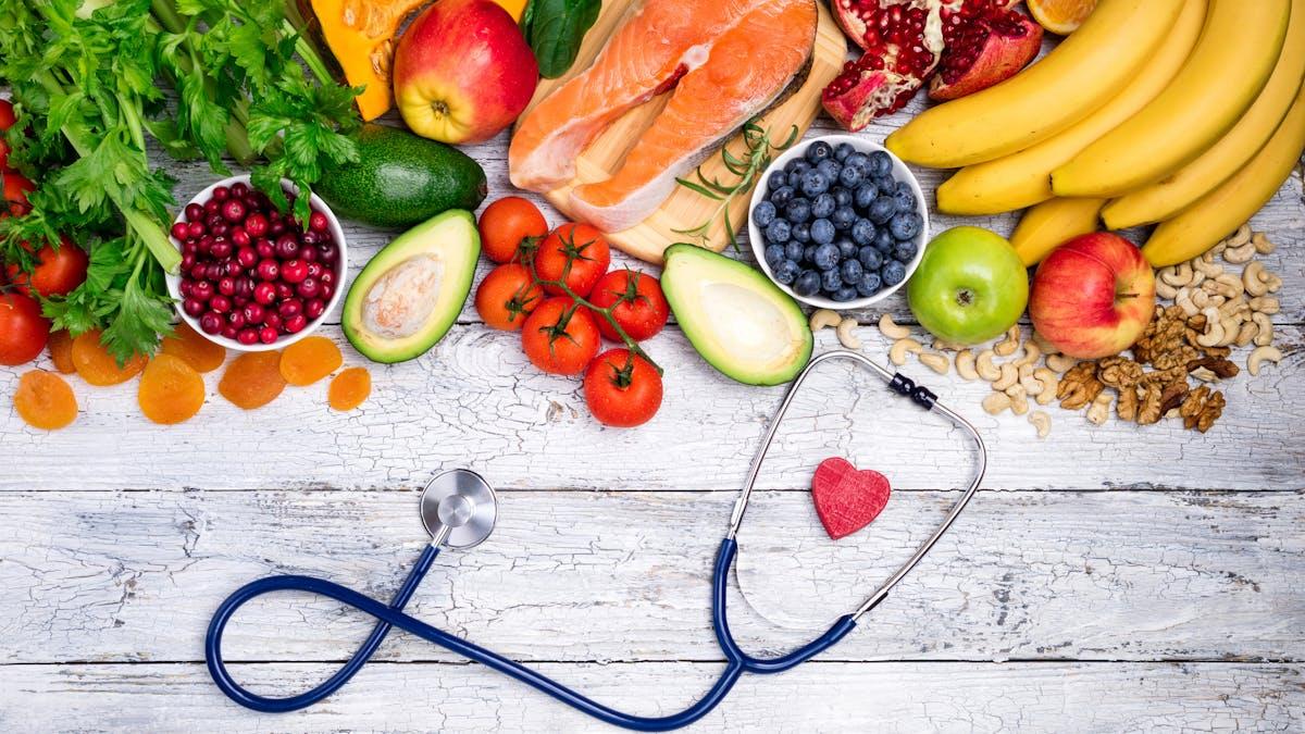 AHA: Céntrate en alimentos sanos, no en la variedad