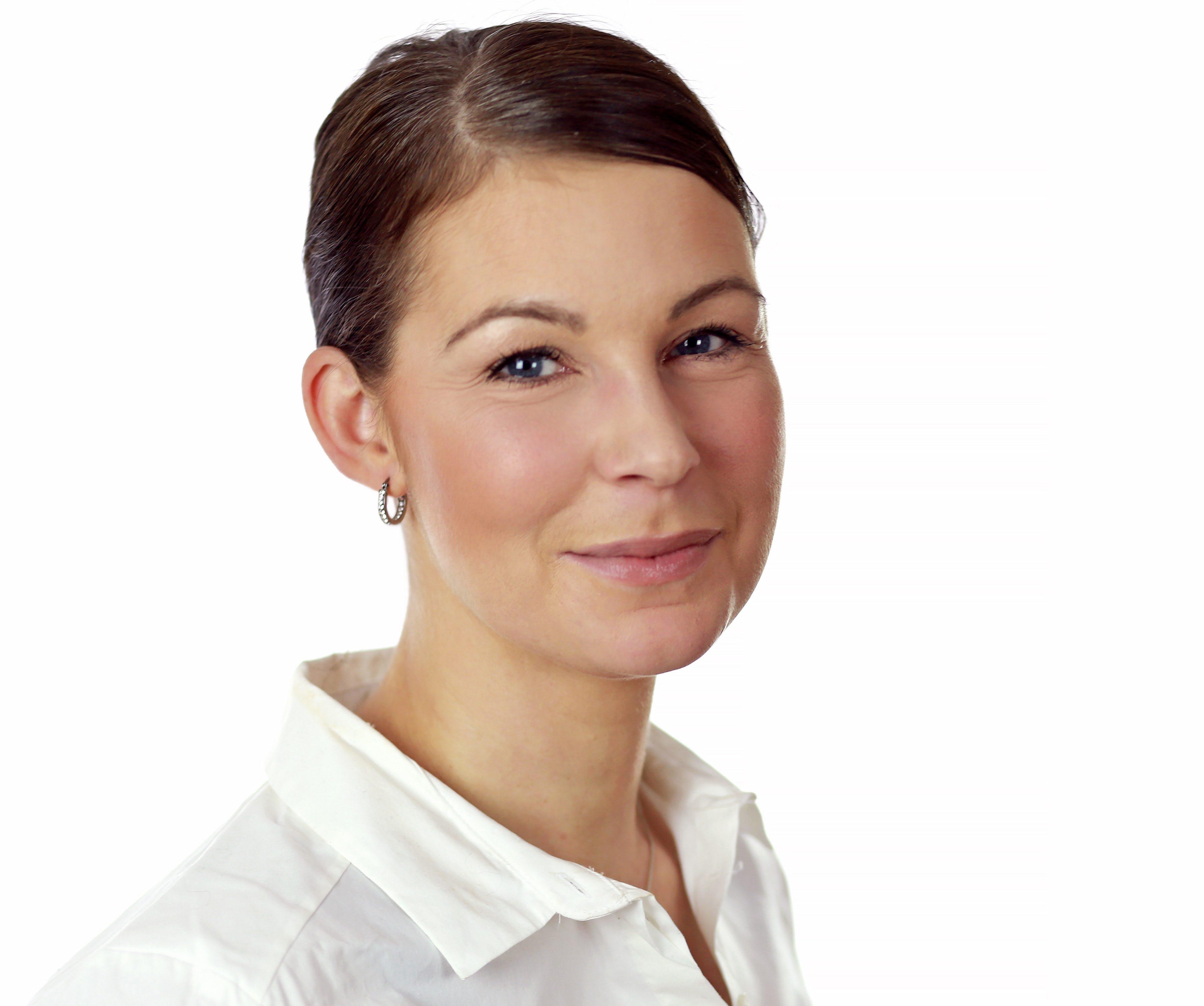 Kristin Berglund, enfermera