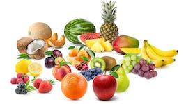 Frutas bajas en carbos