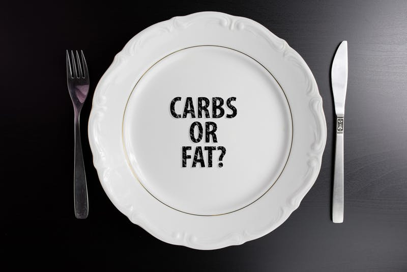 Carbs or fat?