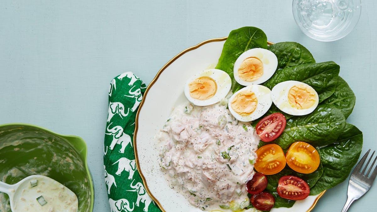 Recetas low carb y keto con huevos