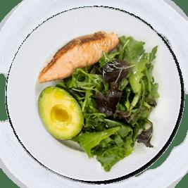 100 gramos proteína - almuerzo