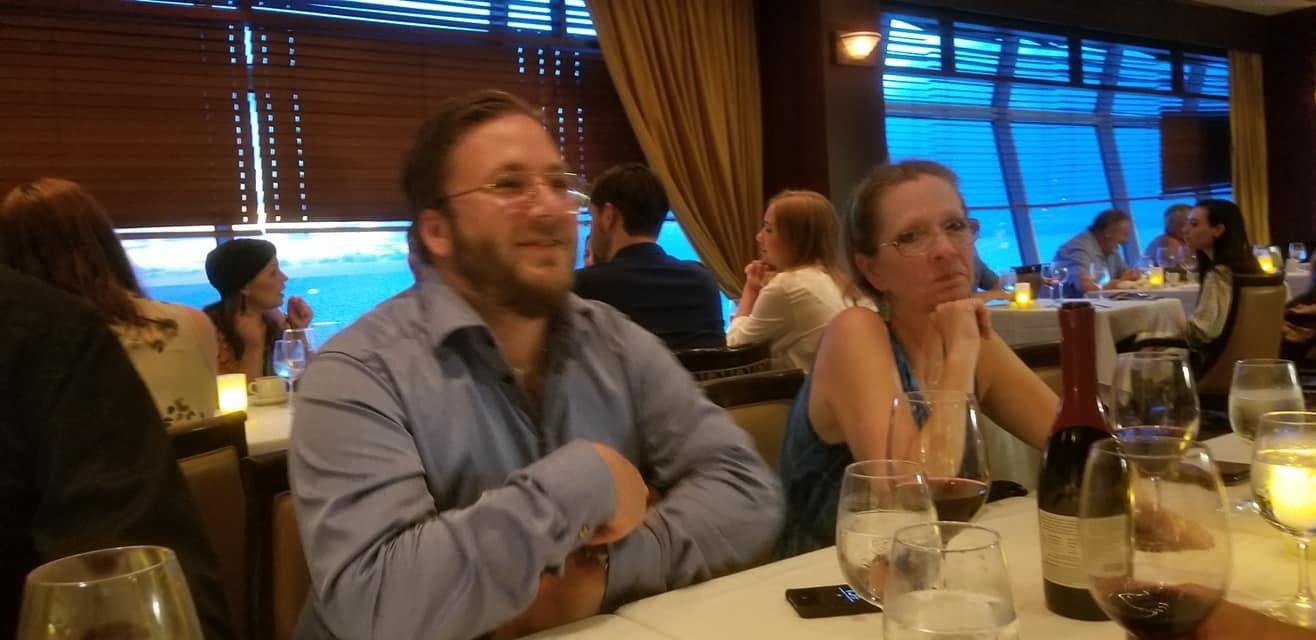 Alex e Inger